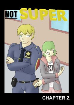 Chapter 2 Cover by Muse-comics