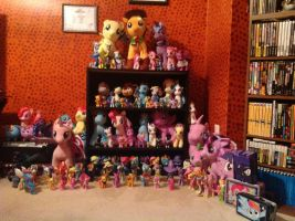 Whole Complete My Little Pony Collection by VazquezG19