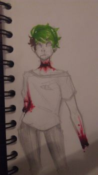 Jacksepticeye? by ShardKeeper