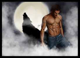 True Blood: Alcide by jeminabox