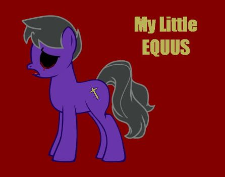 My Little Equus by Taigan