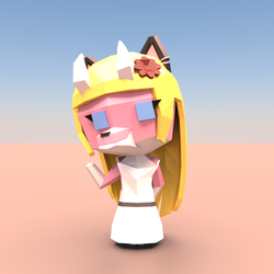 Roket Low poly by Roketchu