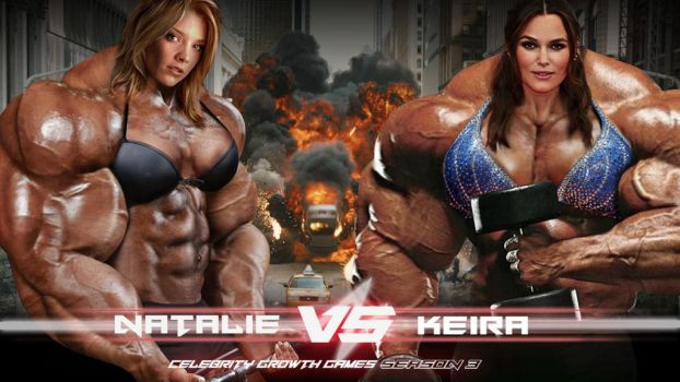 CGG S3 Round 1 - Natalie vs Keira !! [DECIDED] by jderril