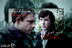 BBC's Sherlock 'Friends' Journal CSS by KytKitsune