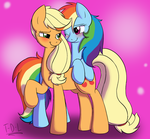 .:The Perfect Two:. by Tails-Doll-Lover