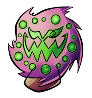 Day 29 - Spiritomb by PrinceofSpirits
