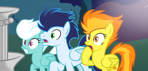 what is that - Mlp by ThunderSpeedYT
