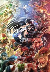 The Umbra Witch Bayonetta joins Smash! by YuGiOh5DsDuelist