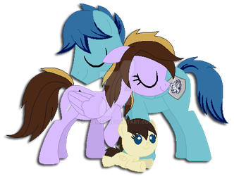 Our Happy Family by Jeanify