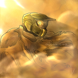 Sandstorm by RottenRibcage
