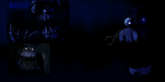 Teaser Nightmare Bonnie (in progress) by VenomDesenhos