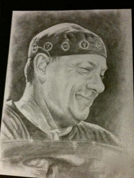 Neil Peart by RushYesZeppelin