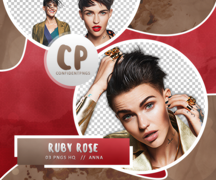 Png Pack 461 // Ruby Rose by confidentpngs