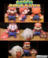 Super Paper Mario and Friends by acidic055