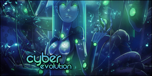 Cyber Evolution by Anthrax817