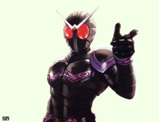 Kamen Rider Joker by suppa-rider