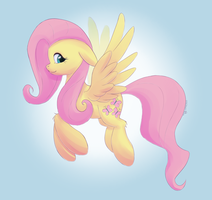 fluttering by replacer808