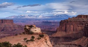 Canyonlands Vista by TerribleTer