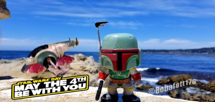 May The 4th Be With You by Bobafett176