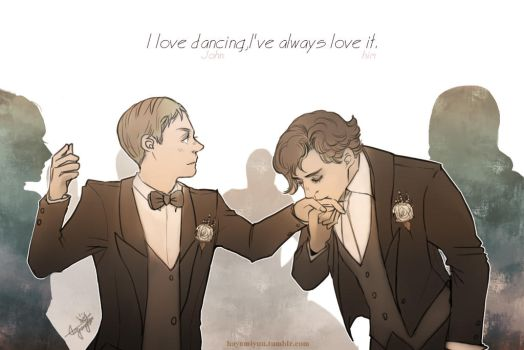 I love dancing by hayamiyuu