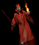 TFOD - Ommadon, The Red Wizard 3 by paulrich