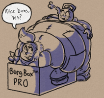PWYW Commission - BurgBox Pro by FizTheAncient