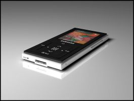 Samsung YPZ5 MP-3 Player by zigshot82