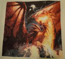 The Greedy Rage of Smaug by Thriin