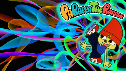 Parappa The Rapper Wallpaper by AssassinHedgehog