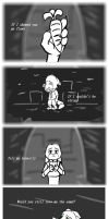 Would you still love me the same? Comic version by hykez87