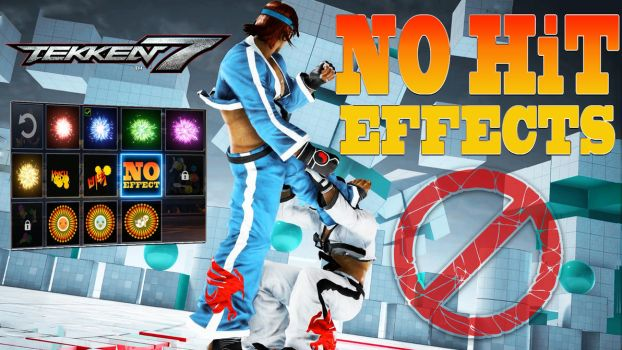 TEKKEN 7 [PC] - HiT Effects Disabled by GODLIKE99KINGZ