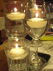more wedding candles by Maglorius