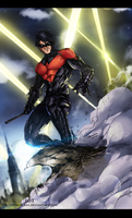 Nightwing by The-103