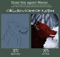 .:[ Aki - Before 2012 / After 2015]:. by obscvritas