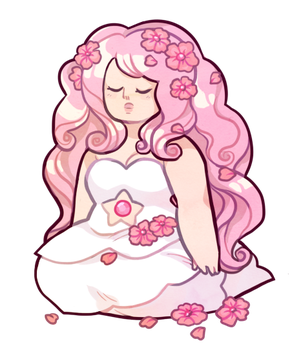 Rose Quartz by Sergle