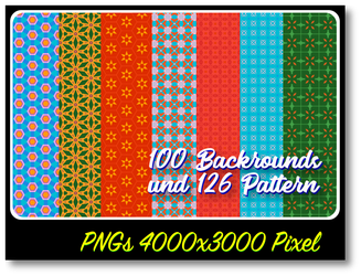 Big Pattern BR Pack by thobar