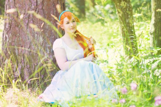 Thumbelina - Somewhere In the Grass Roots by YumiKoyuki