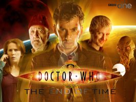 Doctor Who The End of Time by dalekdom-fanart
