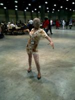ConnectiCon Silent Hill Nurse by Lolalilacs