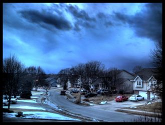 February Storms by FramedByNature