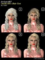 Modo 601 Hair Test by TheInflater