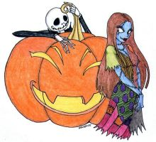Jack and Sally by sitauset