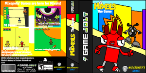 GameJolt Box: Mixels: The Game by Luqmandeviantart2000