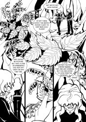 The Dark Artifact Chapter 4 pag. 14 by Enoa79