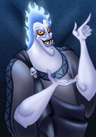 Villain Month - Hades by BeckHop