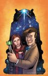 Doctor Who and Amy Pond by gravyboy