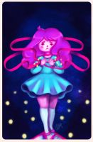 Bee and PuppyCat by gabryll