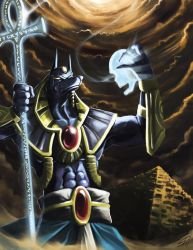 Anubis by steven-donegani