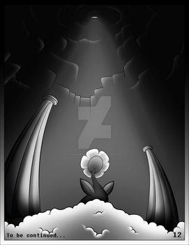 HOPETALE - End of Chapter. 00 Pag.12 by TsukiNoKatana
