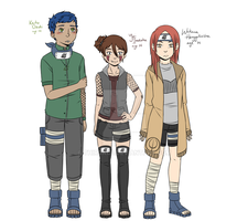 { Squad 15 } by ThirdAce